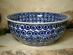 Bowl, 2. choice, Ø 29 cm, height 11 cm, Tradition 62 - polish pottery - BSN 60296 Picture 1