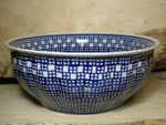 Bowl, 2. choice, Ø 29 cm, height 11 cm, Tradition 64 - polish pottery - BSN 60300 Picture 2