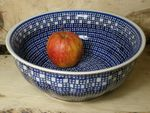 Bowl, 2. choice, Ø 29 cm, height 11 cm, Tradition 64 - polish pottery - BSN 60300 Picture 1