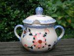 Zuckerdose, Höhe 10 cm, Ø 12 cm, Tradition 53 - Keramik Geschirr - BSN 22016
