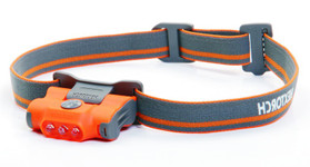 Geocaching LED Stirnlampe ECO STAR orange von Nextorch™ – Bild 5