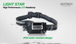 Nextorch™ Light Star LED Kopflampe – Bild 9