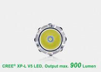 Nextorch TA5 GuardianTactical LED Taschenlampe, 900 Lumen, Kopf mit Nano- Keramik Glasbrecher, Stroboskopfunktion – Bild 10