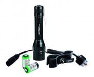 Nextorch P5G 800/200 Lumen LED Taschenlampe mit weiß/grüner DUAL-LED Technologie  – Bild 2