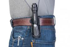 Nextorch Tactical Taschenlampen Holster V5 - 360 Grad drehbar, Schnellverschluss, Gürtelclip – Bild 8