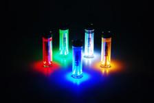 GLO-TOOB AAA PRO Series - Tactical Lights Signallampe 200m Wasserdicht - Farbe: blau von Nextorch™ – Bild 6