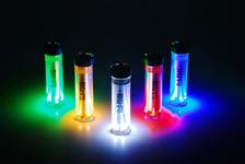 GLO-TOOB AAA PRO Series - Tactical Lights Signallampe 200m Wasserdicht - Farbe: gelb von Nextorch™ – Bild 4
