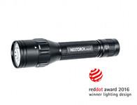 Nextorch P5IR weiß/Infrarot DUAL-LED Technologie  800 Lumen / 500mvLED Taschenlampe inkl. Li-Ion Akku und USB-Ladefunktion