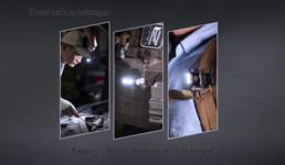 UL10 - LED- Cliplampe für Kappen, Molle, Rucksäcke, Koppel, Gürtel, 65 Lumen – Bild 4