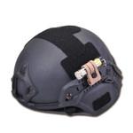 Glo Toob Tactical Kit Halterung Molle / PALs + Klett für GT-AAA und Pro Serie Farbe: schwarz – Bild 3