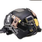 Glo Toob Tactical Kit Halterung Molle / PALs + Klett für GT-AAA und Pro Serie Farbe: schwarz – Bild 4