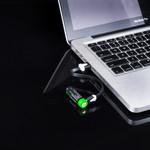 Akku 14500 USB Lithium-Ion (Li-Ion)  3.6V für TA15 / TA10 Modelle inkl. Schutzschaltung – Bild 3