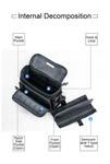 Zubehörtasche V30 aus strapazierfähigem Nylon, Molle, diverse Staufächer, Schnellverschluss – Bild 6