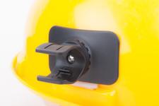 Universale Helmhalterung HM2 für Taschenlampen – Bild 2