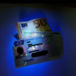 UL10UV - LED- Cliplampe Weißlicht + UV Licht 365nm zur Dokumentenkontrolle für Kappen, Molle, Rucksäcke, Koppel, Gürtel, 48 Lumen weißlicht – Bild 4
