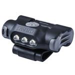 UL10UV - LED- Cliplampe Weißlicht + UV Licht 365nm zur Dokumentenkontrolle für Kappen, Molle, Rucksäcke, Koppel, Gürtel, 48 Lumen weißlicht – Bild 2