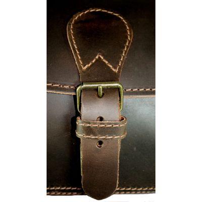 DELARA Jagdtasche aus Ranger-Leder – Bild 5