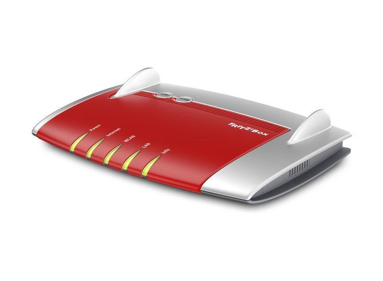 AVM FRITZ!Box 4040 Router (Mesh, WLAN AC, 2,4 GHz, 5 GHz, USB, Media, Gigabit-LAN, 20002763)
