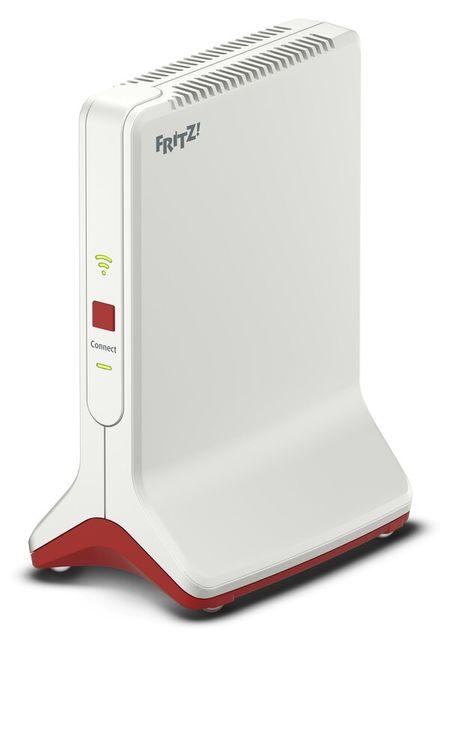 AVM FRITZ!REPEATER 6000 WLAN-Repeater (Mesh, 5 GHz, 6.000 MBit/s, Gigabit-LAN)