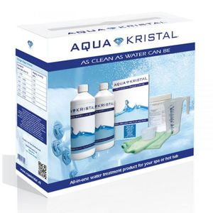 Aqua Kristal - All-in-one-Produkt (gleiches Produkt wie Aqua Clear)