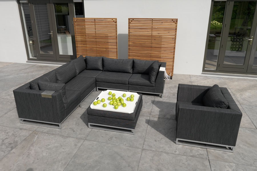 Gartenmöbel Chill Lounge Living Ibiza Outdoor Lounge Set