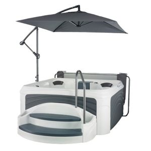 Dreammaker Spas Cabana White Diamond