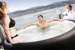 Whirlpool Oceanus Pools Lounge 1 - 3 Personen