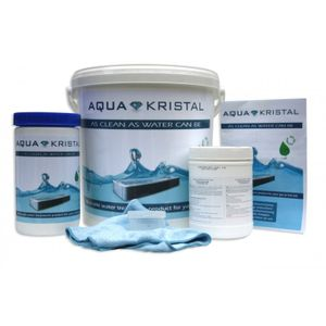 Swim Spas Wasserpflege Aqua Kristal Swim Spas - All-in-one-Produkt