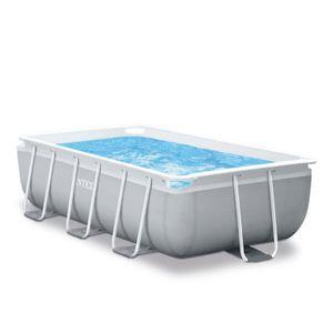 Intex Prism Frame Rectangular Pool Set 300 x 175 x 80 cm