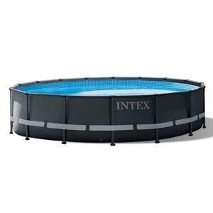 Intex Frame Pool Set Ultra Rondo XTR Ø 488 x 122 cm