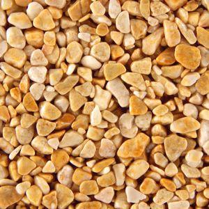 Terralith Marmor - Steinteppich giallo für 1 qm - außen -