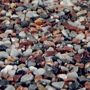 Terralith Marmor - Steinteppich rosso autunno für 1 qm - außen - – Bild 3
