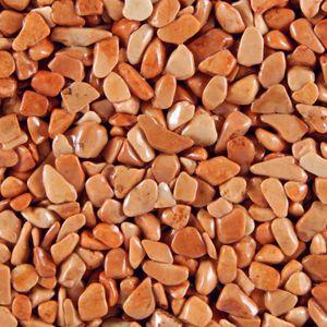 Terralith Marmor - Steinteppich WAND rosso (fein) für 1 qm – Bild 1