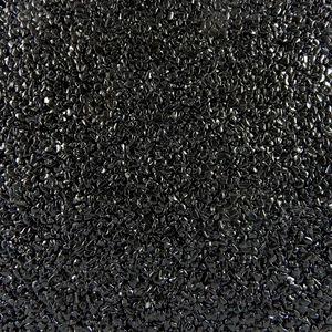 Terralith Marmor - Steinteppich WAND nero (fein) für 1 qm – Bild 2