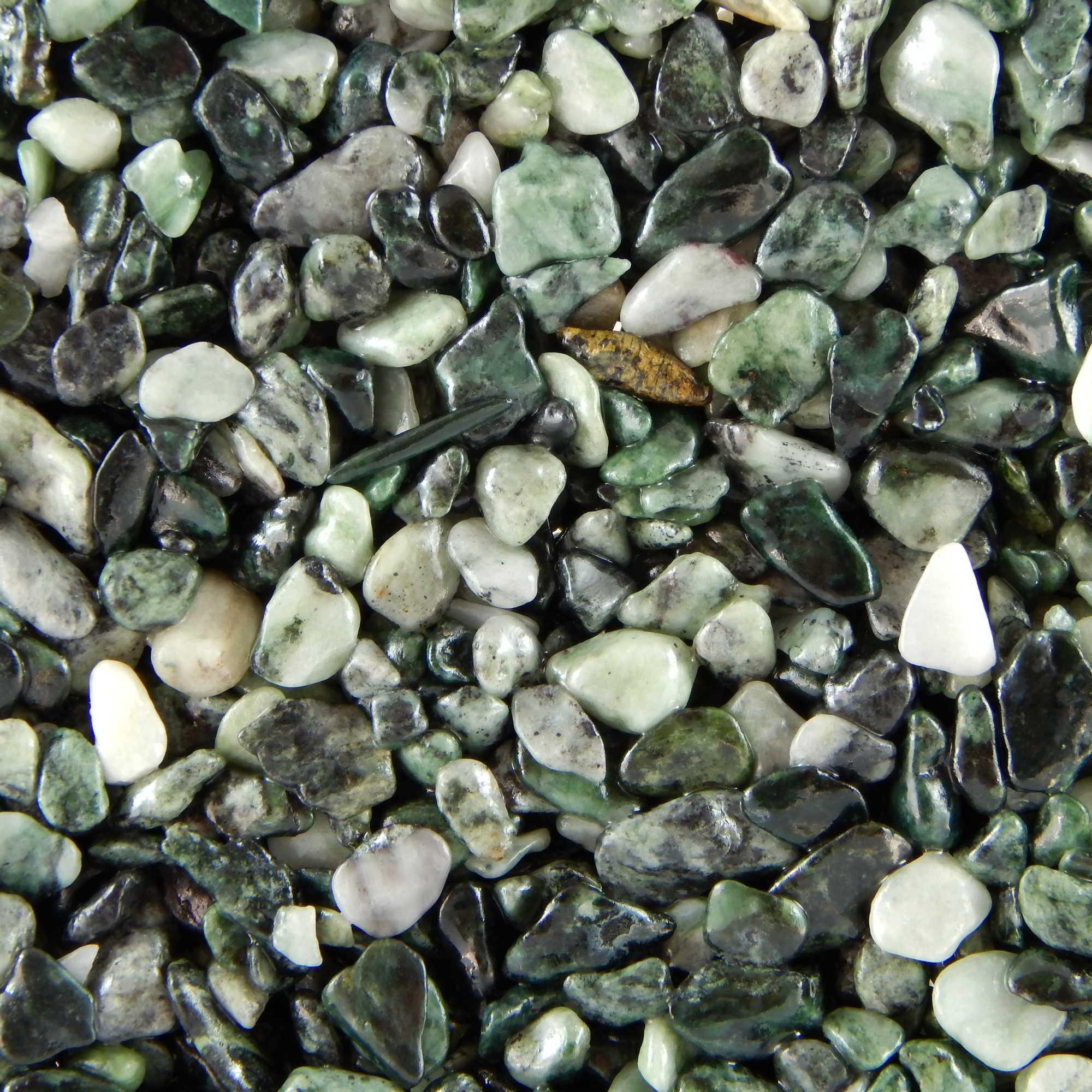 Terralith Marmor   Steinteppich WAND Jade (fein) Für 1 Qm