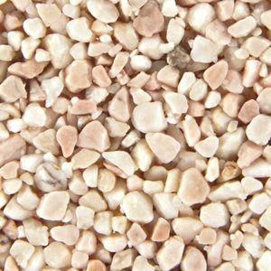 Terralith Marmor - Steinteppich zabaione für 1 qm - außen - – Bild 1