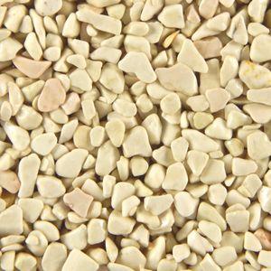 Terralith Marmor - Steinteppich vaniglia für 1 qm - außen -