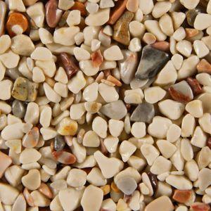 Terralith Marmor - Steinteppich colorato due für 1 qm - außen -