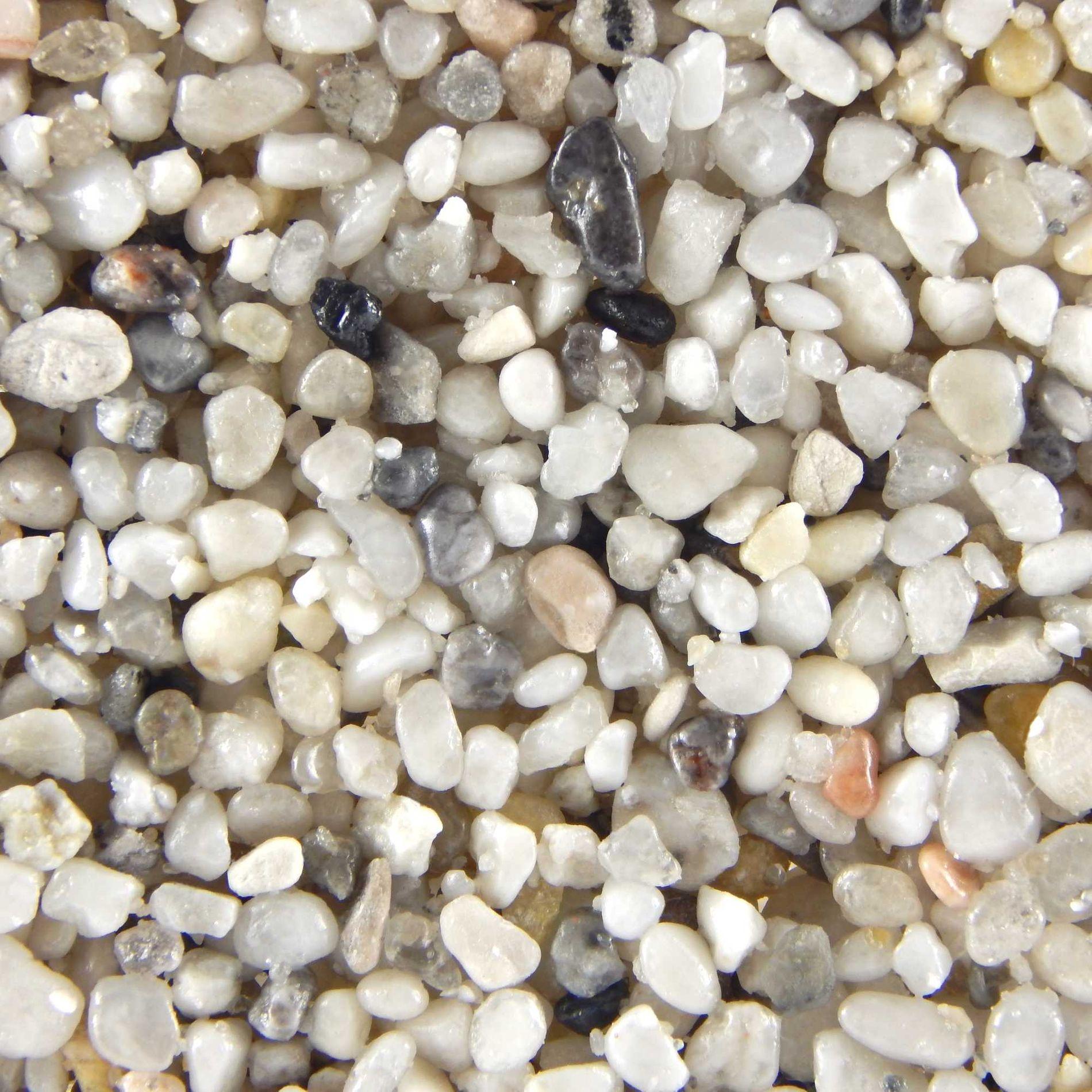 Terralith Marmor - Steinteppich natura due für 1 qm - innen -