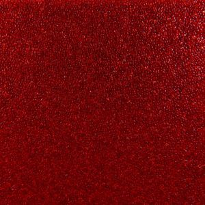 Terralith Glasteppich Farbmuster -Red- – Bild 2
