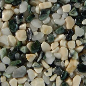 Terralith Marmor - Steinteppich mix verona für 1qm -innen- – Bild 1