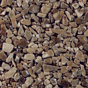 Terralith Marmor - Steinteppich marrone für 1 qm - innen - – Bild 1