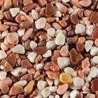Terralith Marmor - Steinteppich WAND mix firenze (fein) für 1 qm 001