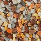 Terralith Marmor - Steinteppich WAND mix venezia (fein) für 1 qm 001