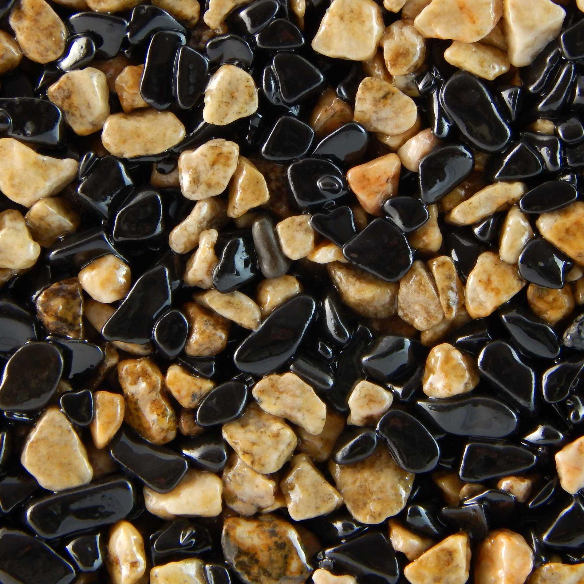 Terralith Marmor - Steinteppich WAND mix toskana (fein) für 1 qm