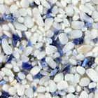 Terralith Edelsteinteppich Mix Sodalith / weiß 1 qm -außen- 001