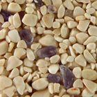 Terralith Edelsteinteppich Mix Amethyst / beige 1 qm -außen- 001