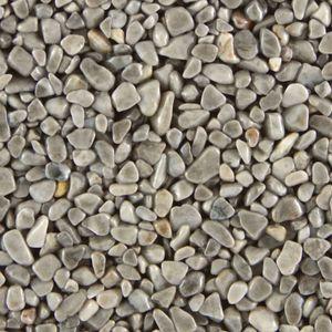 Terralith Marmor - Steinteppich grigio platino für 1 qm - innen -
