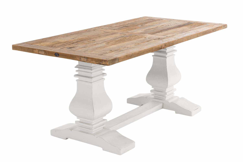 Altholz Esstisch Shabby Chic 1 Mobel Tische Esstische