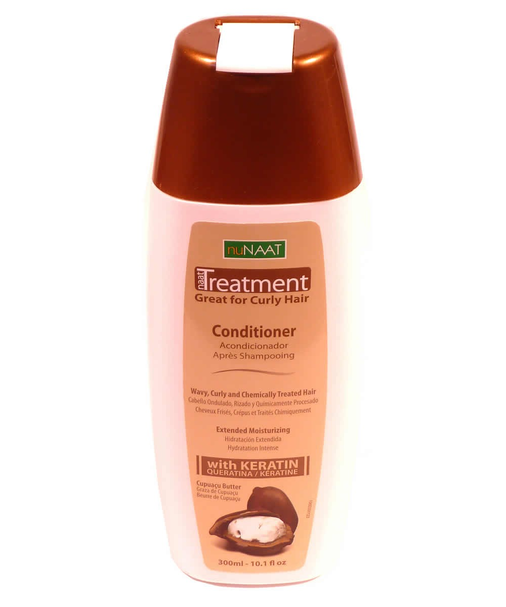 NuNaat Treatment Conditioner mit Keratin
